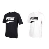 PUMA 男流行系列Down town圖樣短袖T恤(慢跑 路跑 短T≡體院≡