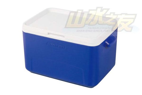 【山水網路商城】日本 鹿牌Captain Stag 鹿牌保冷冰箱34L(藍) UE-55