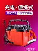 洗車機 洗車神器 洗車機家用充電便攜式高壓水泵車載無線12v清洗車器工具 mks阿薩布魯