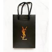 YSL 聖羅蘭 專櫃品牌紙袋 (12*6*18 cm)(台灣專櫃贈品)【芭樂雞】