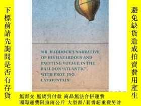 二手書博民逛書店Mr.罕見Haddock's Narrative of His Hazardous a...-哈多克先生