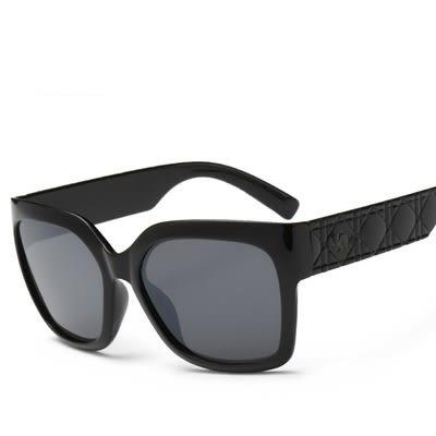 太陽眼鏡-韓系風格大方有型男女偏光墨鏡10色73en108[巴黎精品]