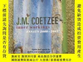 二手書博民逛書店Inner罕見workingsY231392 J M Coetz