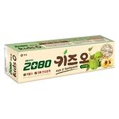 【韓國2080】有機蘋果兒童牙膏100gX8入-箱購