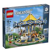 樂高積木 LEGO《 LT10257 》創意大師 Creator 系列 - 樂高旋轉木馬╭★ JOYBUS玩具百貨