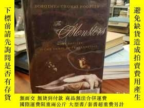 二手書博民逛書店The罕見Monsters: Mary Shelley and