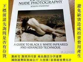 二手書博民逛書店Infrared罕見Nude Photography: A Gu