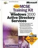 二手書博民逛書店 《MCSE Training Kit: Microsoft Windows 2000 active directory services》 R2Y ISBN:0735609993