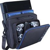 PS4包 PS4主機包索尼PS4防震收納硬包索尼PS4游戲機包PS4包索尼PS4包PS4 玩趣3C