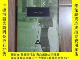 二手書博民逛書店Dubliners罕見都柏林人 James Joyce 詹姆斯·喬伊斯 everymans library 人人文