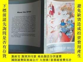 二手書博民逛書店THE罕見BATTLE OF RED CLIFF【實物拍圖 自鑑