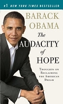 二手書博民逛書店《The Audacity of Hope: Thoughts on Reclaiming the American Dream》 R2Y ISBN:0307455874