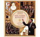 2019維也納新年音樂會 克里斯提安‧提勒曼&維也納愛樂 藍光BD | OS小舖