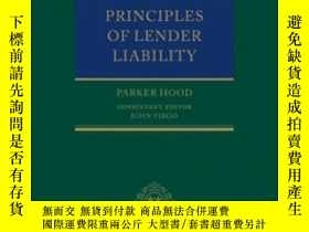 二手書博民逛書店Principles罕見Of Lender LiabilityY