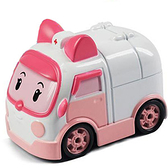 POLI 波力 安寶 AMBER 救護車 合金車 TOYeGO 玩具e哥