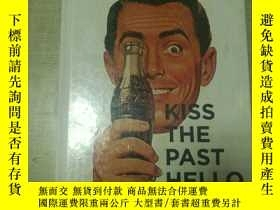 二手書博民逛書店Coca-罕見Cola: Kiss the Past Hello【精裝沒開封 】Y18060 Assouli