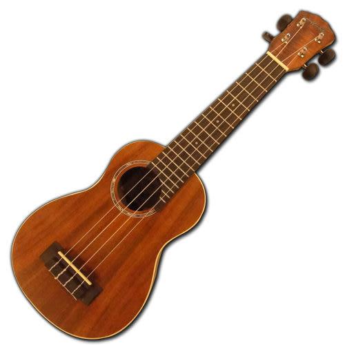 【敦煌樂器】ALOHA UK-302 烏克麗麗/相思木 21 吋 標準尺寸