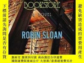二手書博民逛書店Mr.罕見Penumbra s 24-hour BookstoreY255562 Robin Sloan Pl