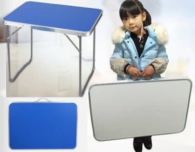 簡易折疊書桌  學生電腦桌 萬用可摺疊擺攤桌子【潮咖範兒】