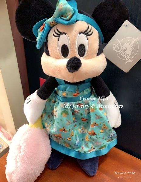 *Yvonne MJA* 美國迪士尼Disney限定正品 米妮 棉花糖 12吋娃娃