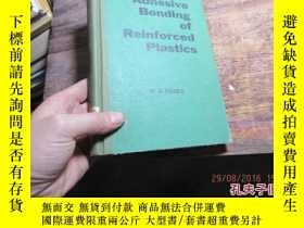 二手書博民逛書店adhesive罕見bonding of reinforced