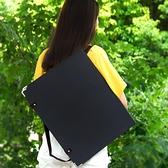 8k素描收納防水畫袋寫生畫板初戶外便攜式雙肩背【雲木雜貨】