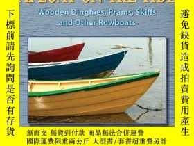 二手書博民逛書店Afloat罕見On The Tide: Wooden Dinghies, Prams, Skiffs and o