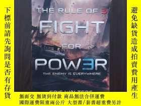 二手書博民逛書店The罕見Rule of Three: Fight for PowerY12800 Eric Walters