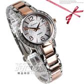 SHE-4804SG-7AUDR CASIO卡西歐 SHE-4804SG-7A 數字鑽錶 施華洛世奇 半玫瑰金色鐵帶女錶