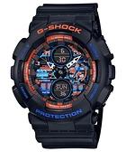 CASIO 卡西歐 GA-140CT-1A G-SHOCK系列 潮流手錶