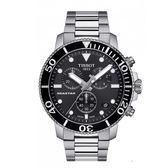 ◆TISSOT◆新上市  熱賣款 SEASTAR 1000 海星潛水計時碼表T120.417.11.051.00 黑面