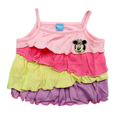 迪士尼 背心蛋糕上衣(粉色系)