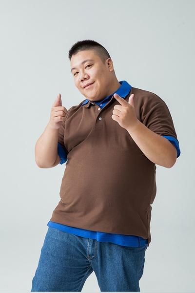 【男人幫】F0150*立領大東紡織布料【吸濕排汗素領時尚POLO衫】