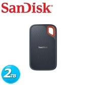 全新 SanDisk Extreme Portable E60 2TB 行動固態硬碟
