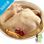 【台灣在地ㄟ尚好】蘋果得名人蔘燉土雞禮盒(內含整隻雞)