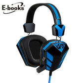 E-books S28 電競音控頭戴耳機麥克風