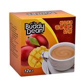 巴迪芒果風味奶茶極品特濃300G【愛買】
