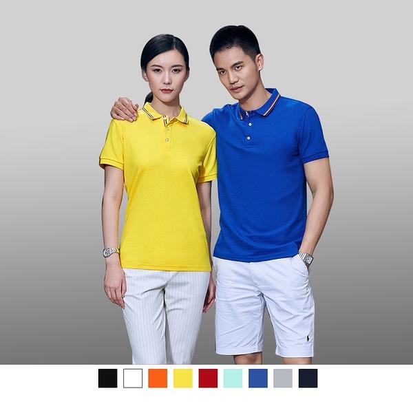 【晶輝團體制服】LS1686*快乾吸溼排汗配色POLO衫(免版費,免設計費,印刷,鏽字免費)