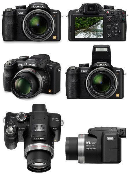 『Panasonic』☆  國際牌  18倍光學變焦防手震 數位相機 DMC-FZ35  **免運費**