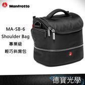 ▶雙11折300 Manfrotto MB MA-SB-6 Shoulder Bag VI  專業級輕巧斜肩包  正成總代理公司貨 相機包 送抽獎券
