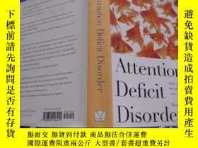 二手書博民逛書店Attention罕見Deficit DisorderY1196
