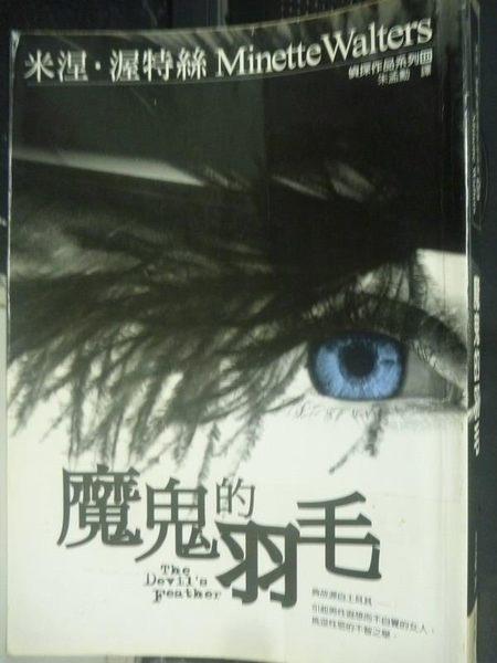 【書寶二手書T7/一般小說_IDE】魔鬼的羽毛_渥特絲