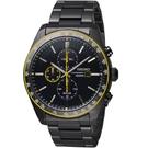 精工SEIKO潮流時尚太陽能計時腕錶 V176-0AZ0SD SSC729P1