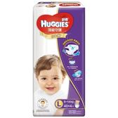 Huggies 好奇 頂級守護白金級紙尿褲/尿布-L(40+4片x3包)箱購[衛立兒生活館]