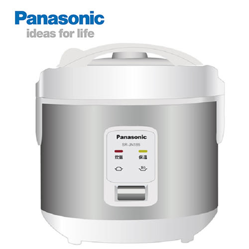 『Panasonic 』☆ 國際牌10人份機械式電子鍋 SR-JN185 **免運費**