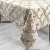 雅典娜防潑水桌巾120x120cm