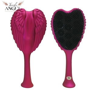 Tangle Angel 凱特王妃御用天使梳-亮粉22.7cm加大款