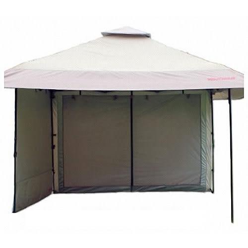 【YAKIMA】多功能屏風防水邊布防蚊帳 x1入