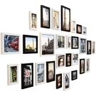 簡約現代客廳照片墻