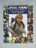 【書寶二手書T2/影視_ZAK】Star Wars Movie Storybook_Lucasfilm Ltd